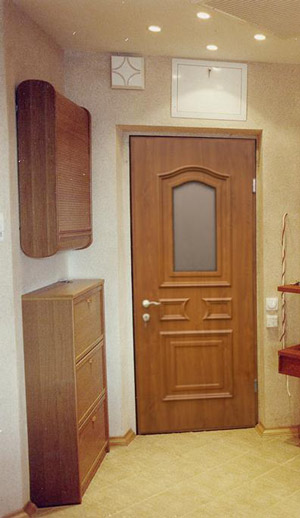 interior plastic doors