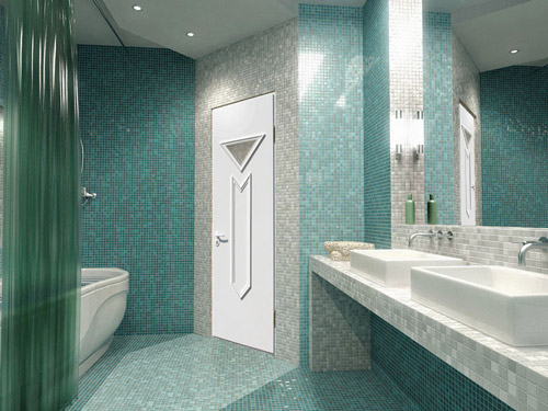 moisture interior doors for bathrooms